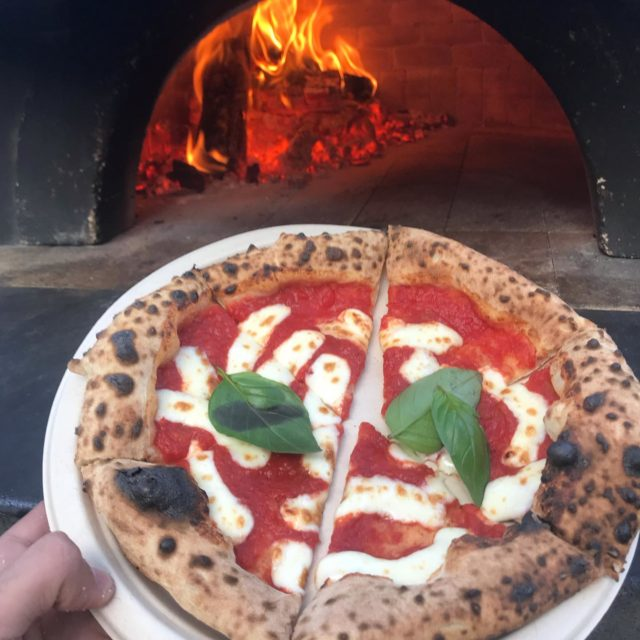 woodfired pizza catering