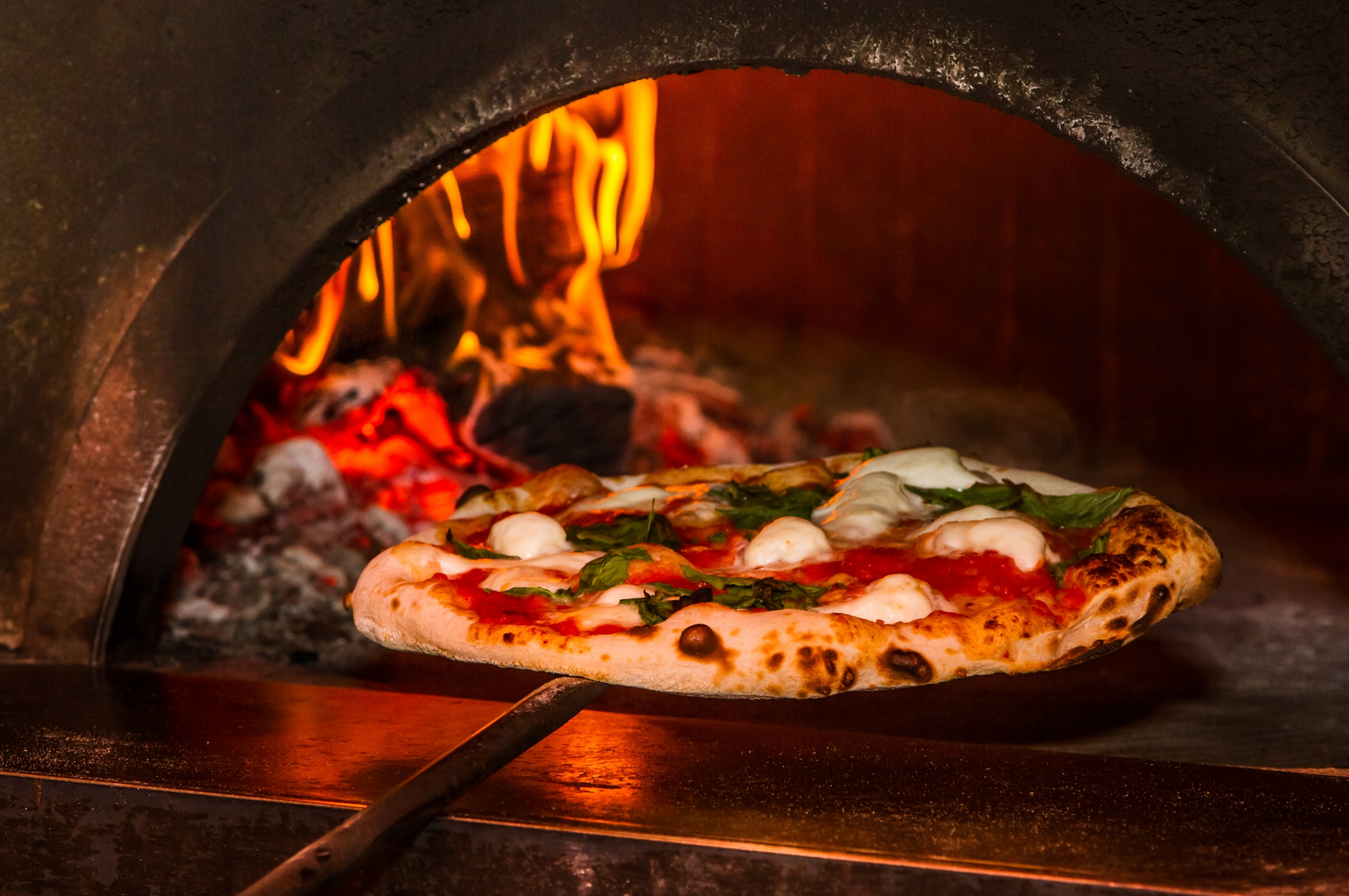 woodfired pizza trailer truck